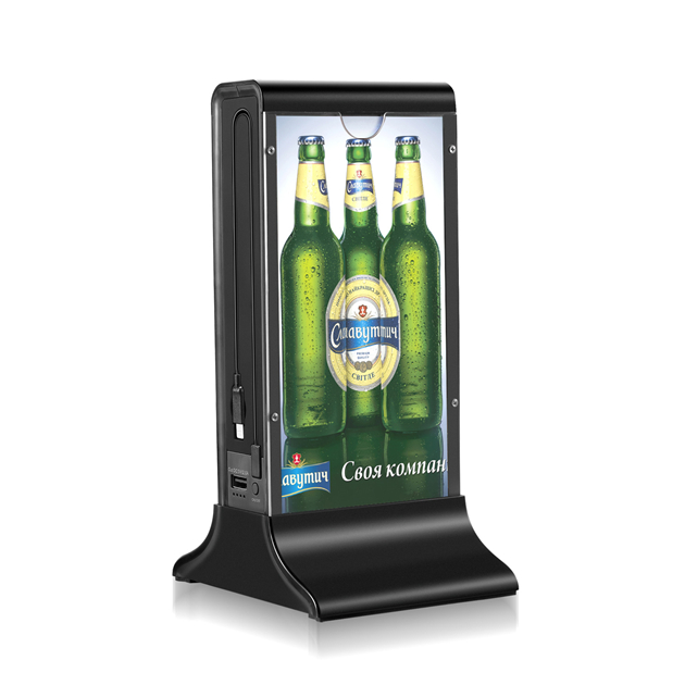 FYD-835A Restaurant Menu Power Bank Tabletop Charging Station